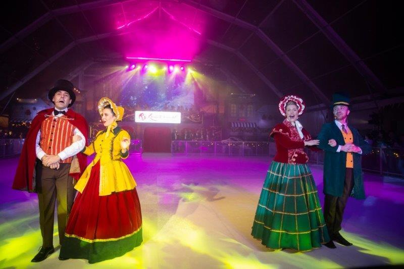Winter Wonderland Performance 5